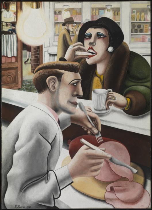 Snack Bar (circa 1930)