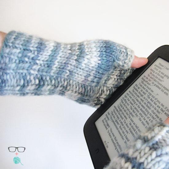 Mystic Mytts - PDF Knitting Pattern