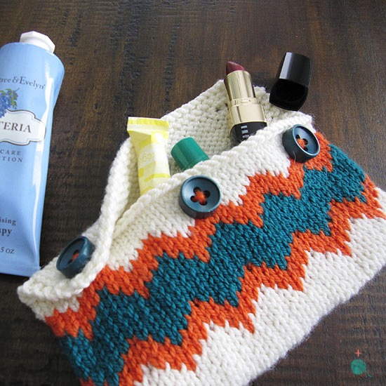 Quick Knit: Toss and Go