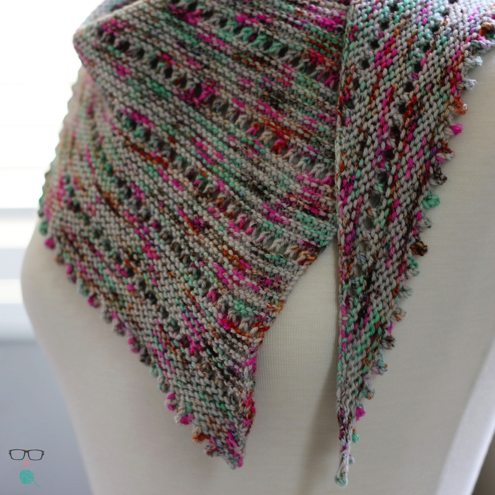 New Pattern: Holey Schmoley — The Unapologetic Knitter