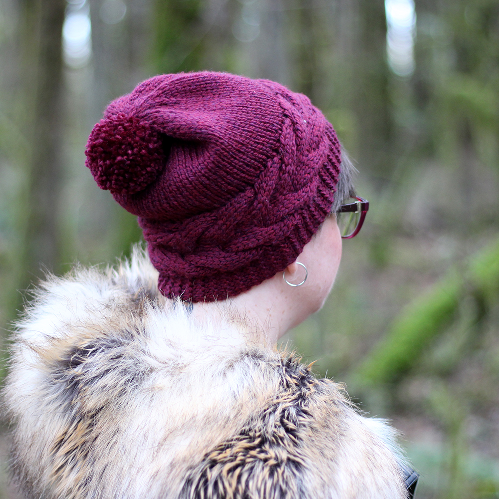 Alpine Trail hat by Jill Zielenski