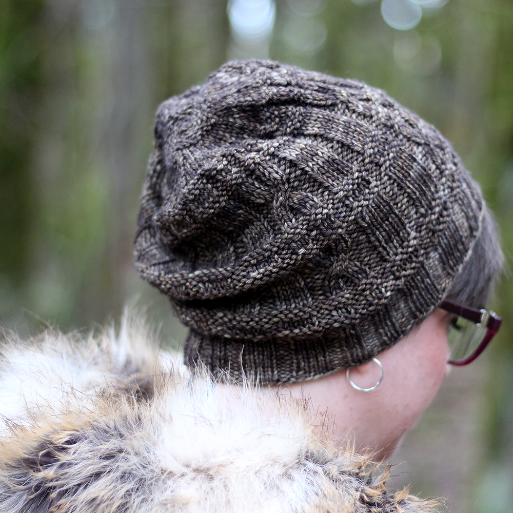 Whittle Hat by Lesley Anne Robinson