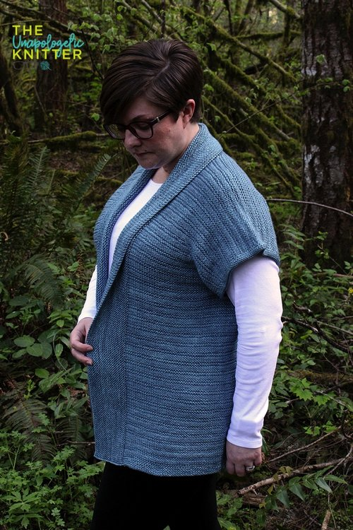 New Pattern Point Reserve Cardigan The Unapologetic Knitter