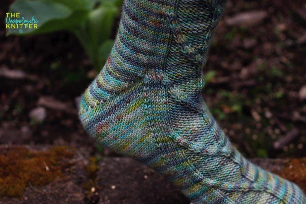 White Hart Socks
