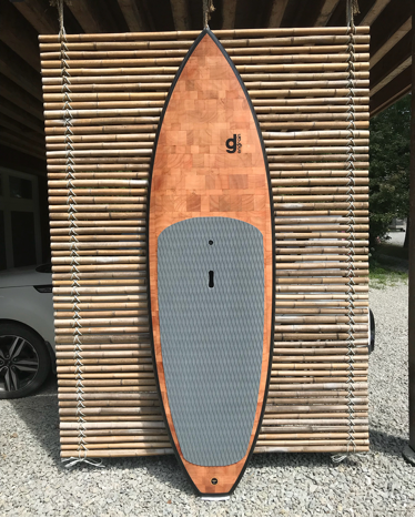 Builder Profile Endgrain Surfboards Roarockit