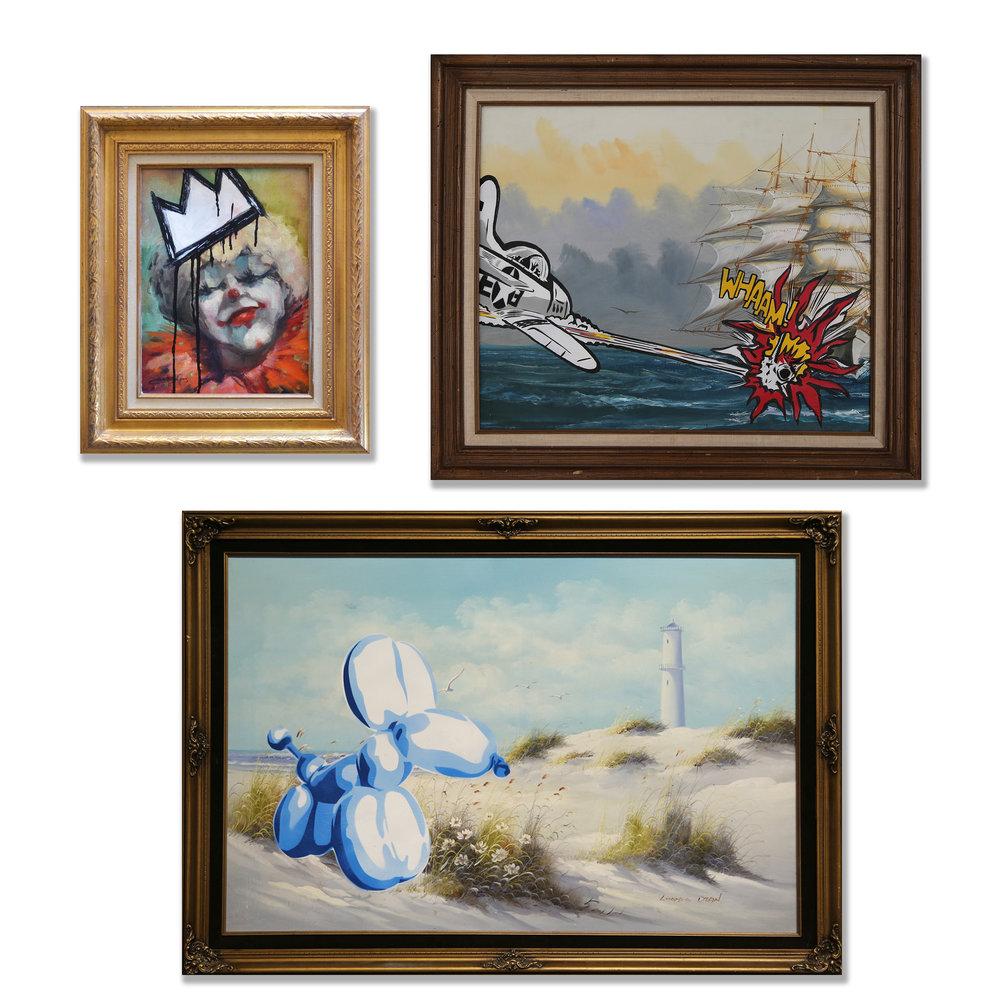 Art Icons (2016-2017)