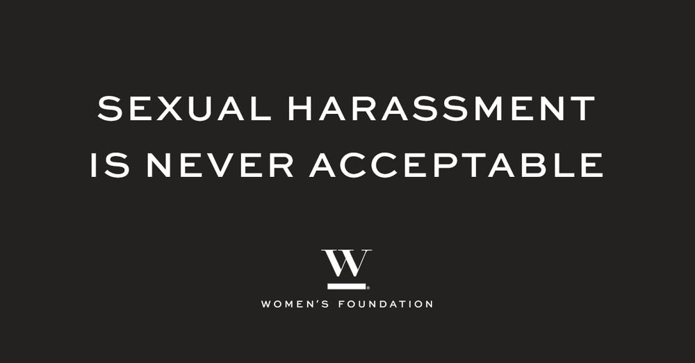 Squarespace 5 examples of sexual harassment