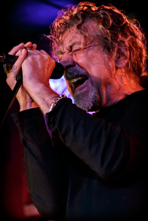 Robert Plant plays the Continental Club