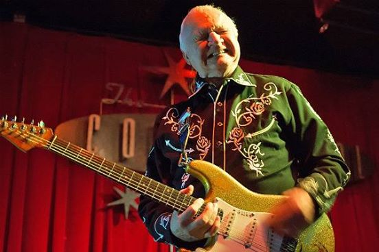 Dick Dale photo © Jay Lee