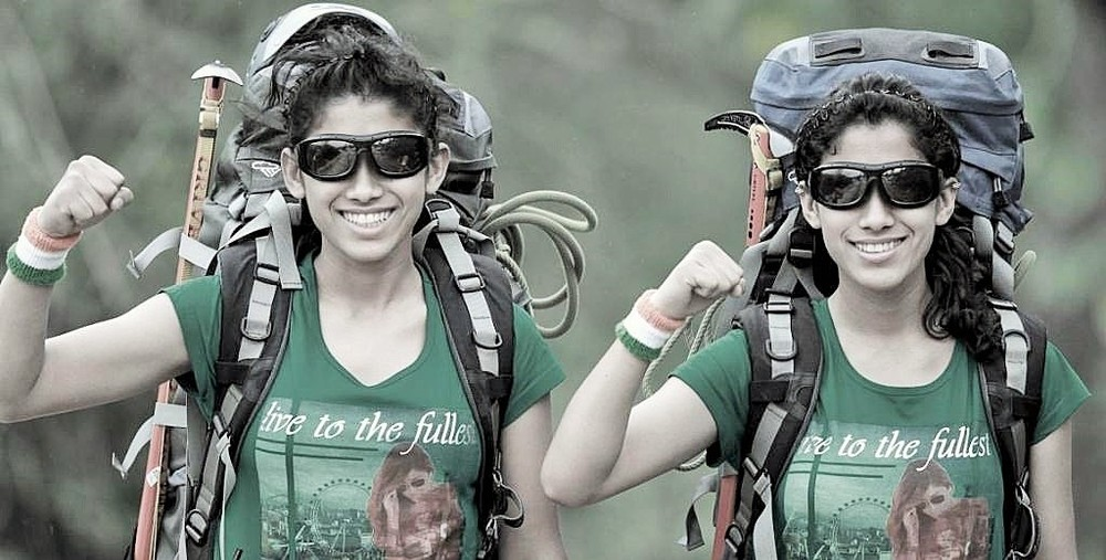 TASHI & NUNGSHI MALIK are the first siblings and twins to climb the Seven Summits and reach the North and South Poles and complete the Adventurers Grand Slam. Popularly known as 'Everest twins', Nungshi and Tashi dedicated their adventure mission to Indian girl child with the motto 'Gender Equality Now: Fight Female Feticide'. They use their climbing as metaphor for the 'invisible' mountains of gender discrimination, exclusion and denial of basic rights that millions of girls in India have to climb daily. They are brand ambassadors of Uttarakhand state for its 'beti-bachao (save daughter)' campaign. Last year they started 'NungshiTashi Foundation' with the twin objectives of promoting Outdoors Leadership and girl empowerment through Outdoors. They were also nominated Uttarakhand's 'state icon' for India's general elections to increase awareness and voter turnout. Girl Guiding Scotland had selected them among its 10 most inspiring women and Verve magazine featured the twins among India's top 50 power women. NungshiTashi are accomplished speakers having delivered scores of talks in India, USA, Chile, Brazil and New Zealand. Most recently they gave a talk at TEDxQueenstown. We look to meeting them at Base Camp Festival! More info here