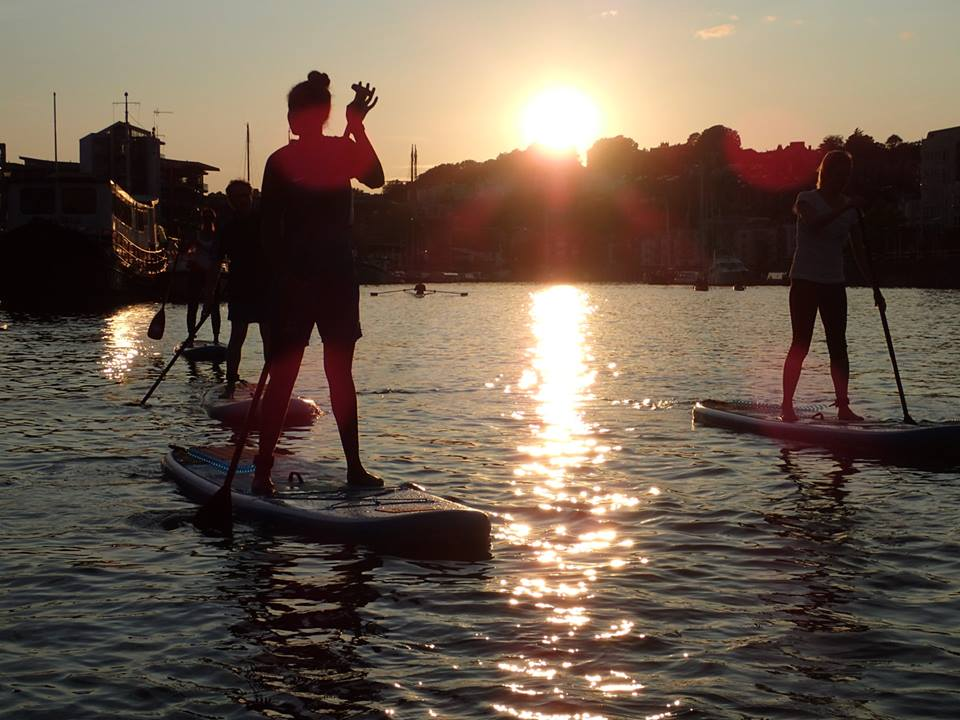 "The Bristol to London SUP Team    are three  Explorers Connect  members who Stand Up Paddleboarded (SUP) 165 miles from Bristol to London last year.      Marcus Samperi    is a cameraman and writer.Not a born sportsman by any stretch of the imagination, he has to persevere through belligerent motivation just to give it a go. He is excited to see how SUP can potentially introduce him to some different perspectives of the landscape that he's grown to love.        Neil Froggitt  is a landscape gardener who spends most of his spare time exploring not only the UK but the world by SUP, pack-raft and trekking. He jumped at the chance to get involved with this SUP challenge   ""to see beautiful parts of the country"".      Penny Mitchell  a self-confessed lover of the great outdoors. Last summer's journey has really ignited Penny's interest for exploring the many rivers and canals that exist not only in the UK but abroad. As a London city worker she really values her time out on the board.  Since completing the Bristol to London PaddleCrawl she has found out that she is in fact the first woman to have ever done it!    The quartet will get you inspired to plan your own adventure, by proving that challenging trips don't need to happen in far-flung, exotic countries miles away from home. The team-mates met through the Explorers Connect network, and will explain how anyone can take on a challenge"