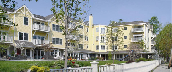 Cambridge Co-Housing, Cambridge, MA