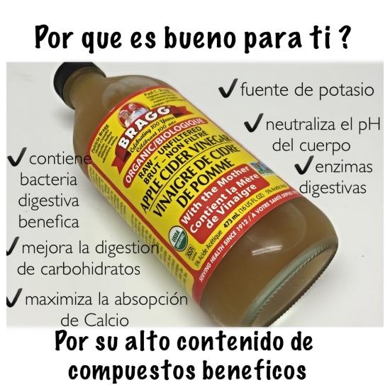 Vinagre de sidra de manzana que no te falte vida activa - Alcohol de limpieza para que sirve ...