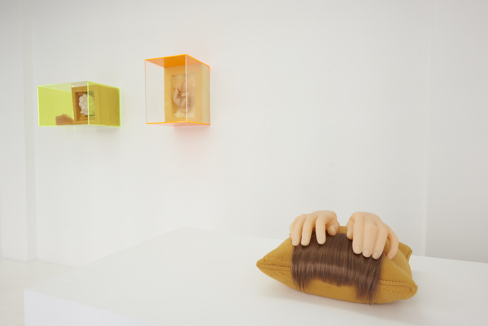 Whitney Vangrin  Soft Jaw , 2013  Dupuytren's Contracture , 2013  Lay,  2013