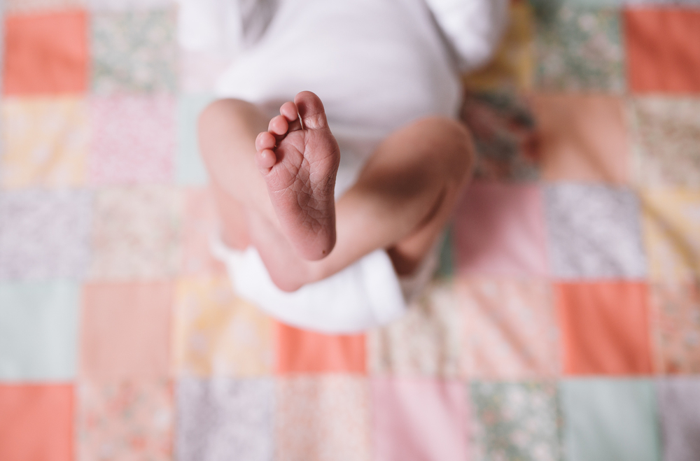 13/366 | Newborn session. I could've died from cuteness/sweetness overload.