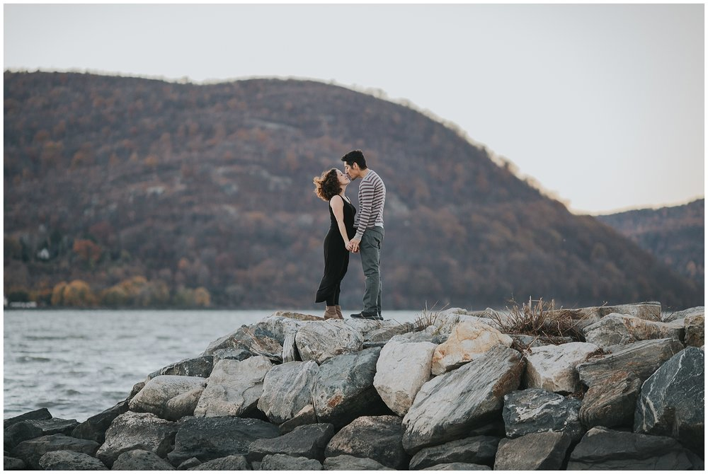 Peekskill NY maternity session