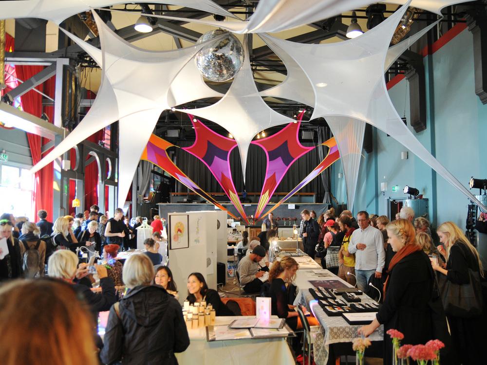 Event: Designfabriken Malmö. Fotograf: Barbara Lörincz, Nebulosa Pictures.