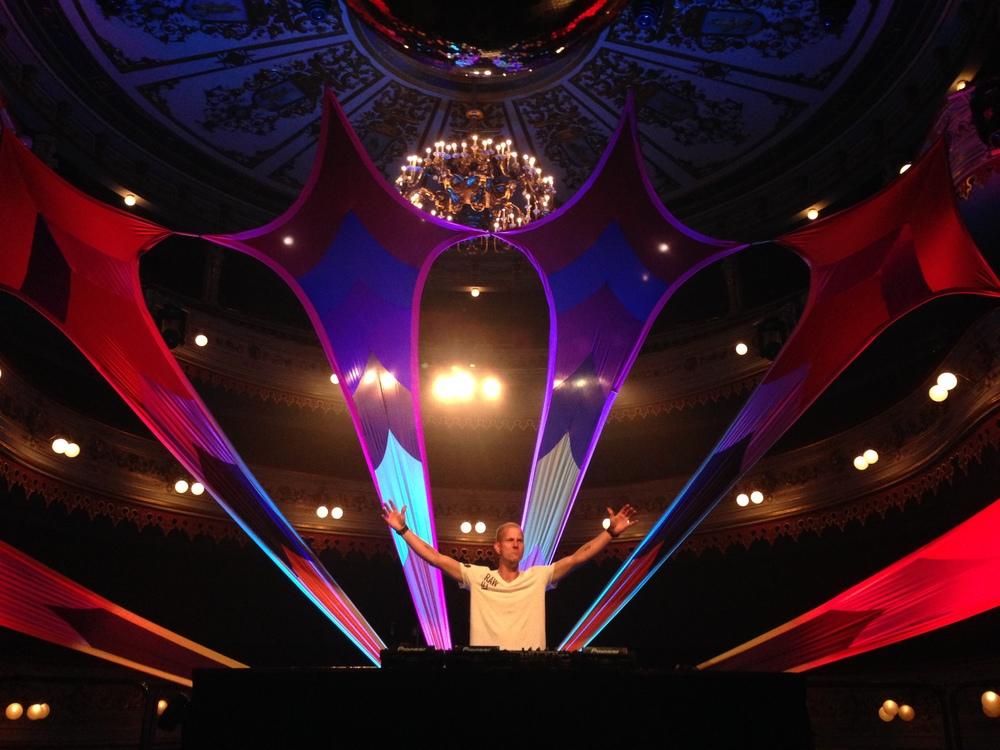 Genesis Project på Stora Teatern i Göteborg