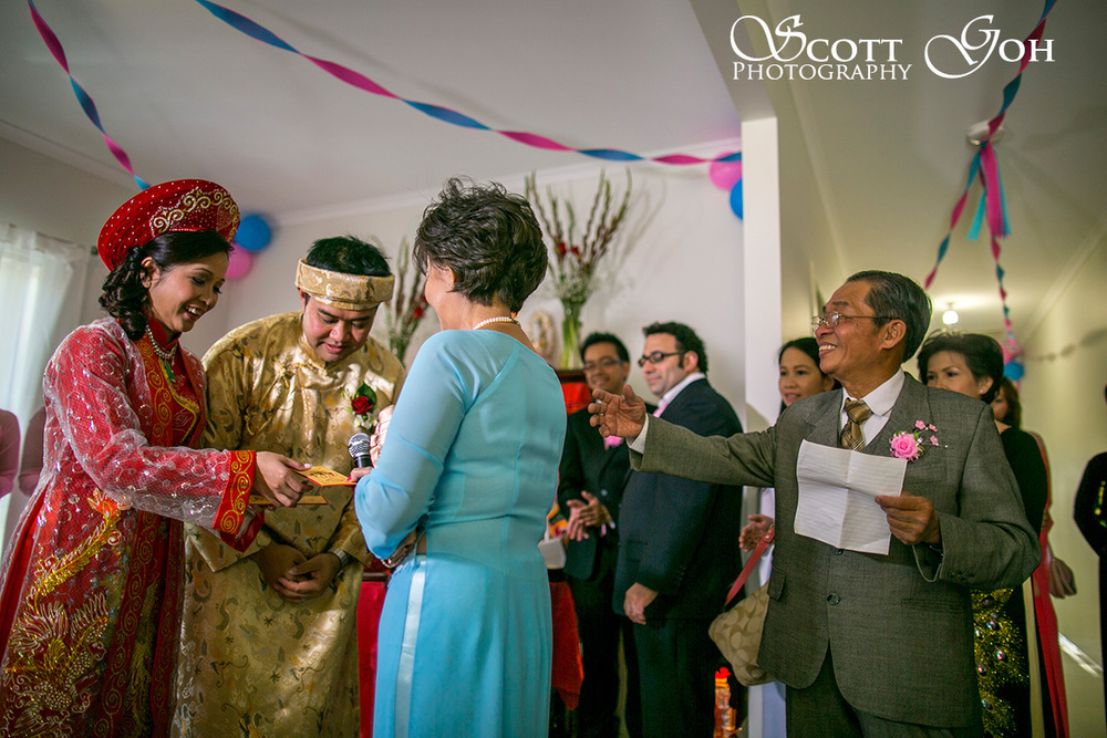 tea ceremony Asian Wedding Photographer