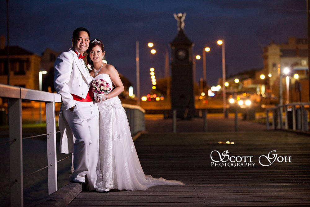 wedding photography lighting