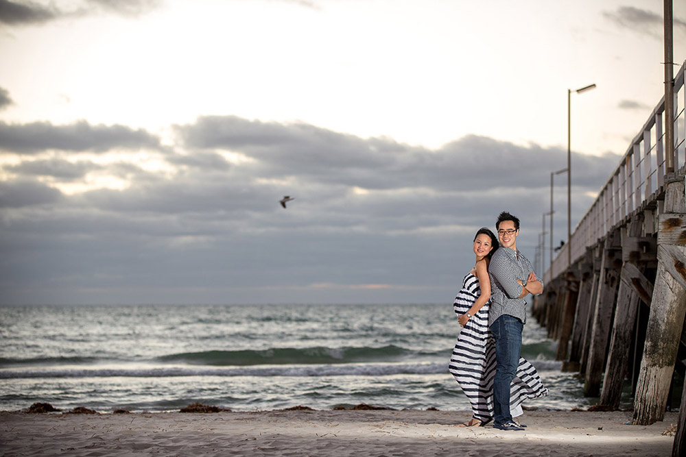 semaphore beach photos