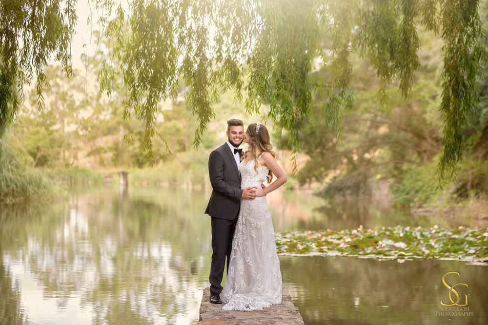 Glen Ewin Adelaide Wedding Photography