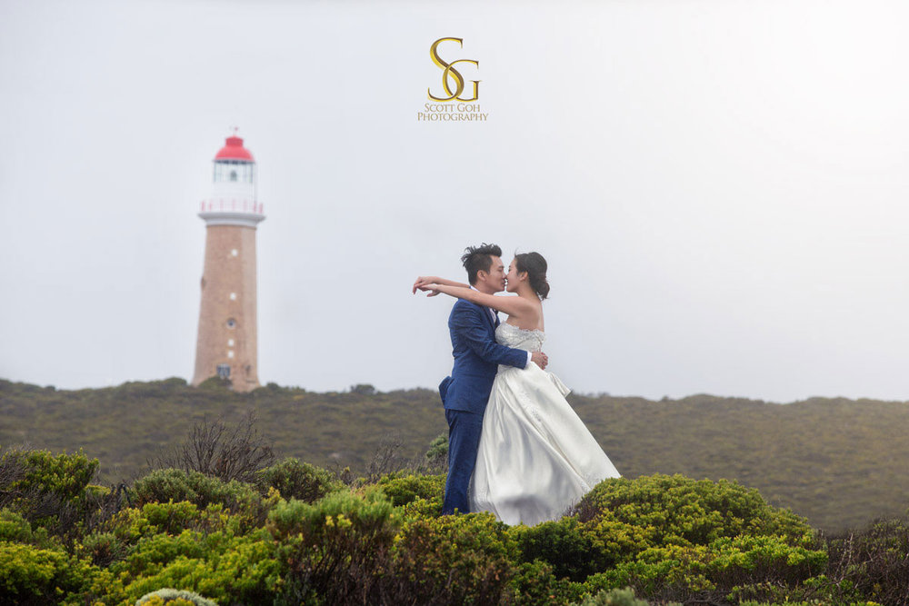 Kangaroo Island Wedding Photos