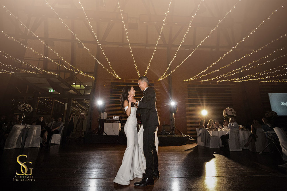 South Australia National Wine Centre Wedding