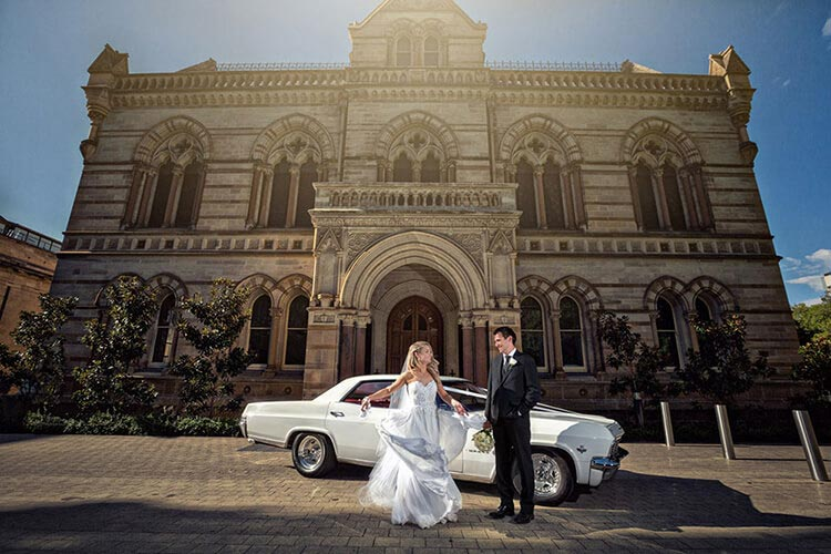 University of Adelaide wedding best photography
