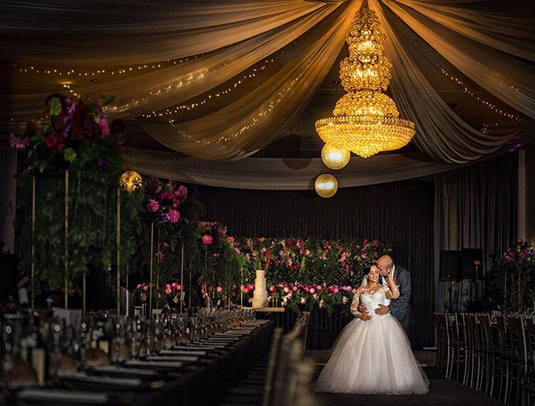 Krystal function centre wedding port Adelaide photo