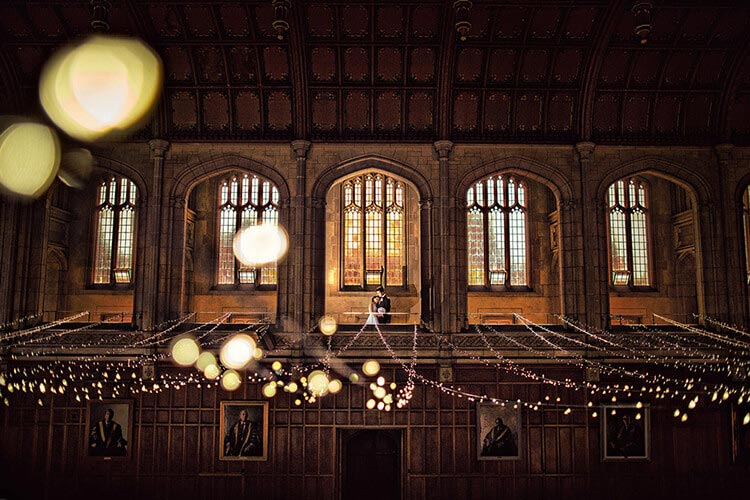 Adelaide University Bonython hall wedding photography