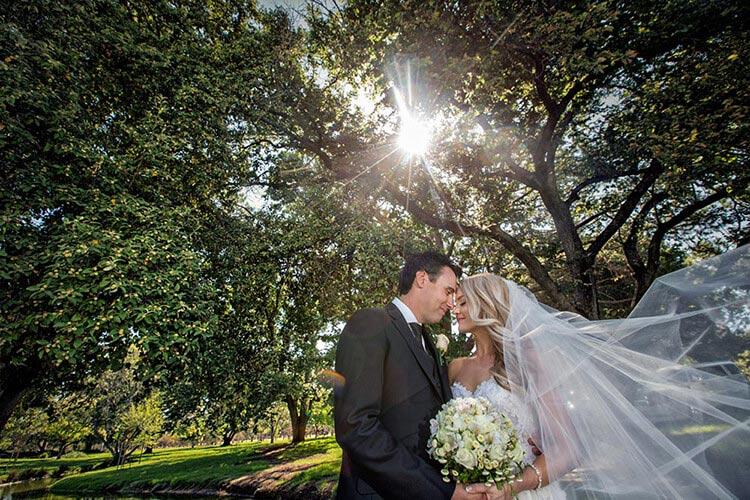 South Terrace Adelaide Veale Garden wedding photography