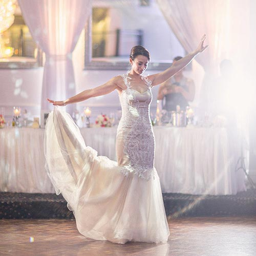 first dance bride john di fede beauty