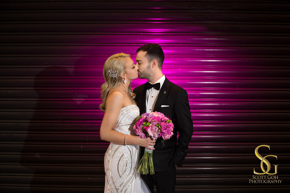 Adelaide Oval Wedding Photography