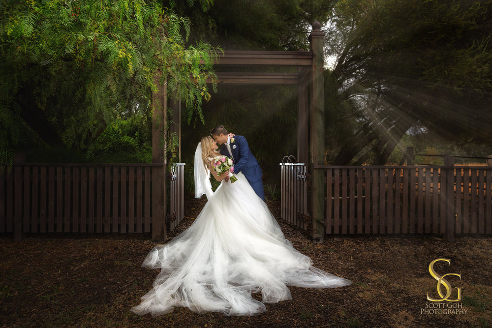 best alru farm wedding photo