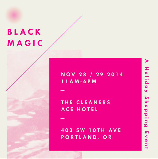 black magic flyer