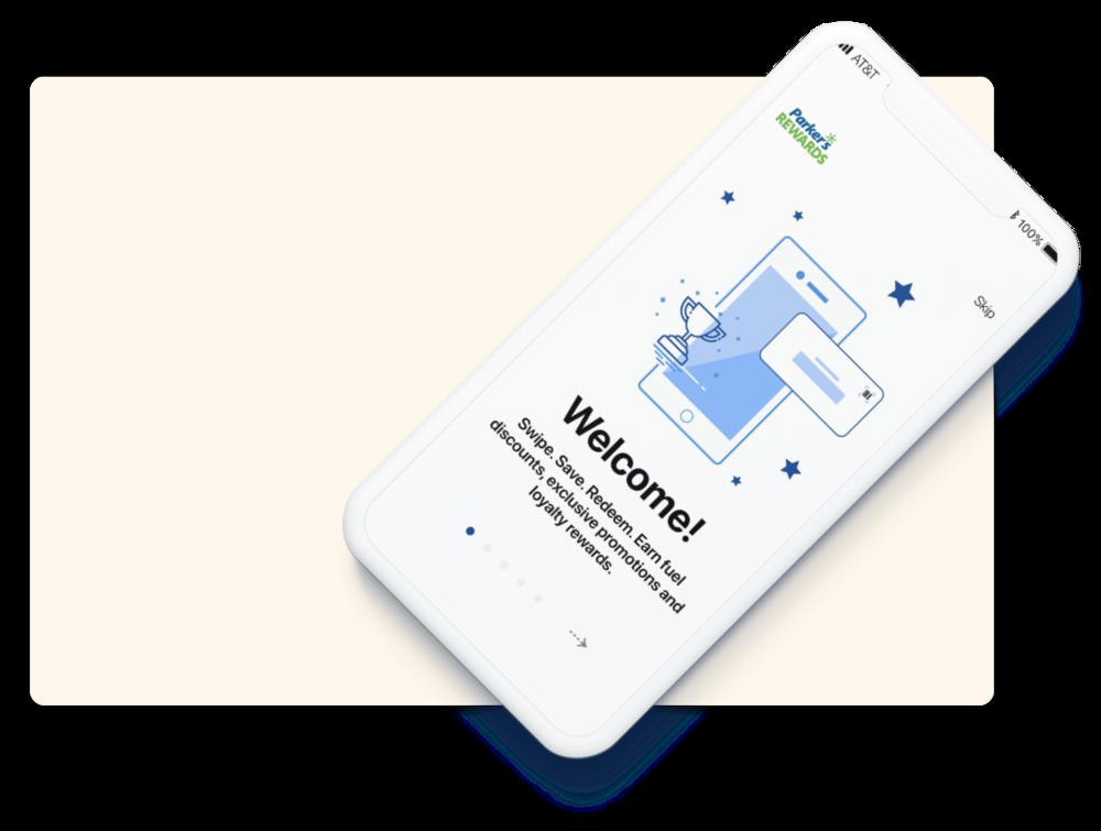 Parker's - App
