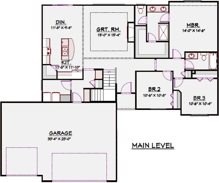 1550 Floor Plan
