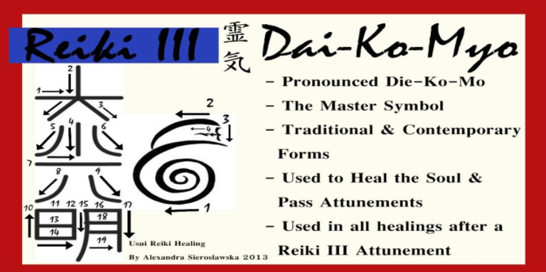 Reiki Master House Of Skye Yoga