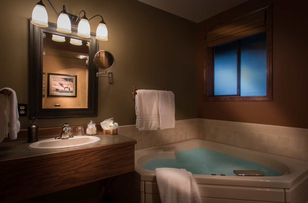 Two Person Jacuzzi