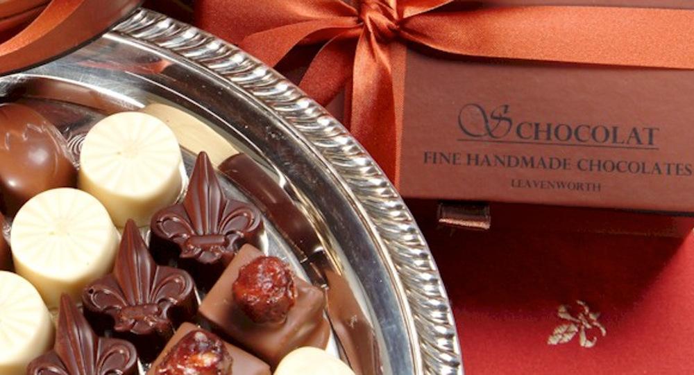 Handcrafted Leavenworth Artisan Chocolates