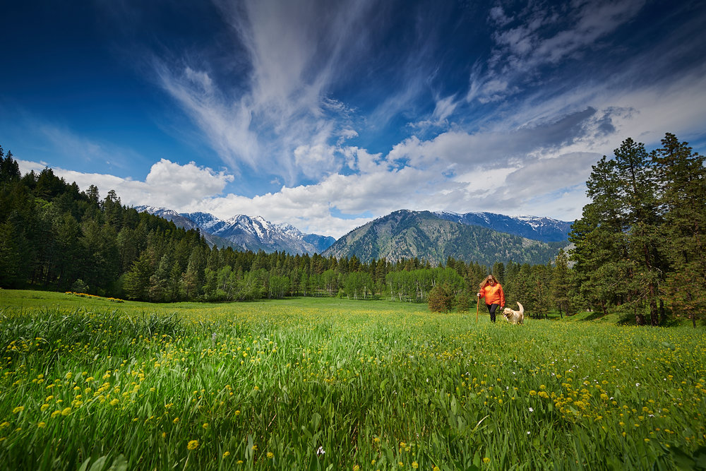 Explore - MHL…Voted #1 Setting in the West and just 3 miles from downtown Leavenworth. With local rafting, wineries, spa, shopping, theater, etc.