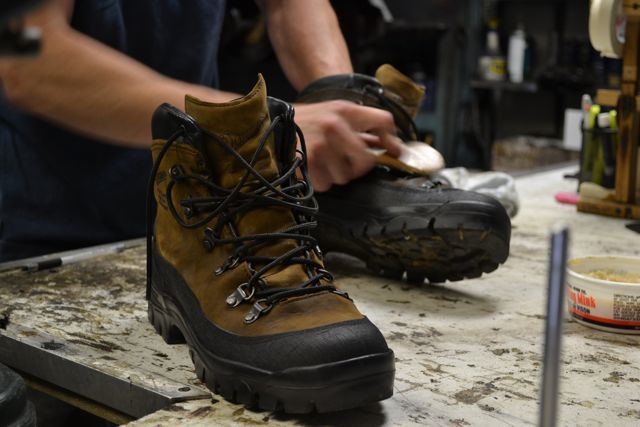 Danner Combat Hiker — Call of the Yooper