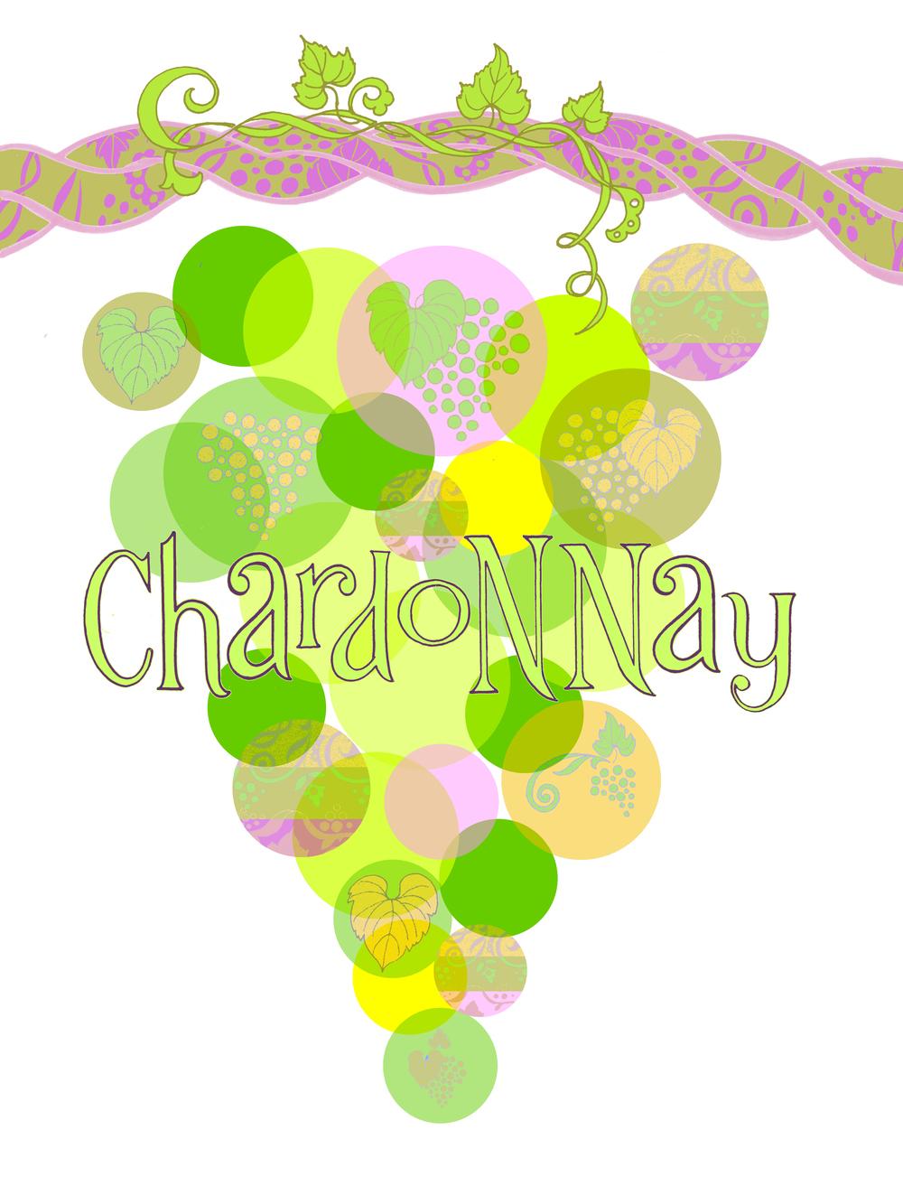 White Wine Collection — Joan Chamberlain Designs