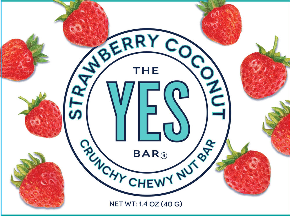 Final label for Strawberry Coconut