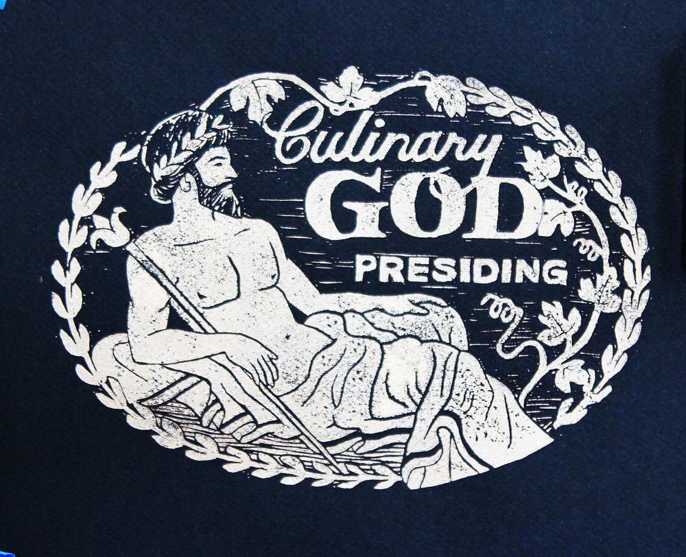 Culinary God Presiding   #CG8MB