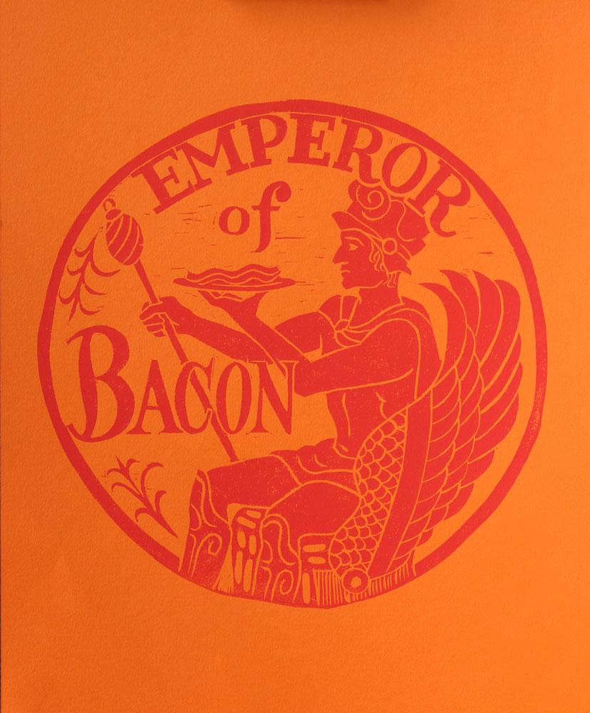 Emperor of Bacon  #EB11RO