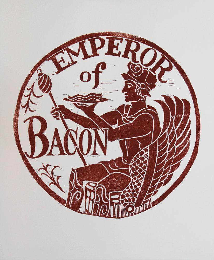 Emperor of Bacon   #EB11BC