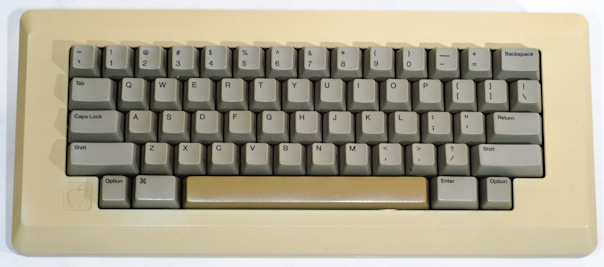 Macintosh Keyboard (M0110)