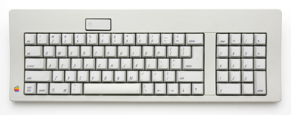 Apple Standard Keyboard